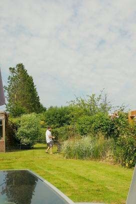 garden, gardning, bbq