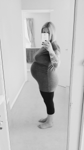 pregnant, pregnancy, tattoos, bump
