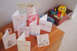 baby shower, cards, thankyou, gift, baby, pregnant