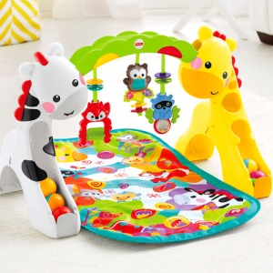 Newborn stage 1 playmat setting