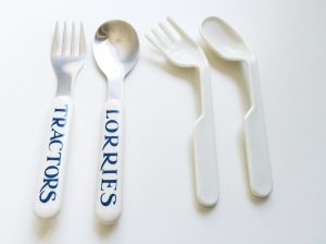 cutlery, baby cutlery, toddler cutlery, food, breakfast