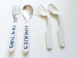 cutlery, baby cutlery, toddler cutlery, food, breakfast