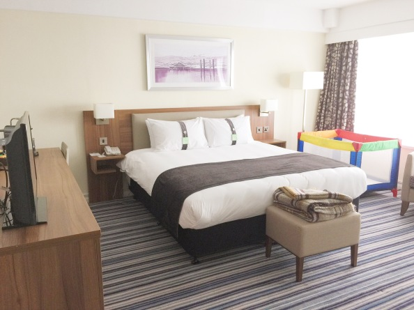 Holiday Inn Brighton Seafront review